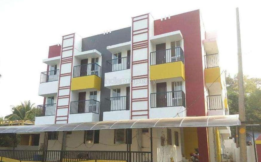 Lacs 2 bhk apartment for sale in kallepully for 24 unit apartment building for sale