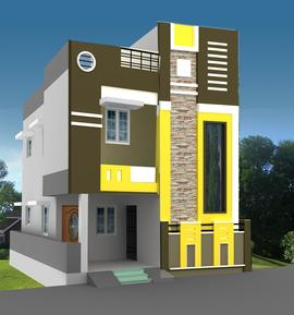 Individual house plans in chennai house design ideas Individual house plans