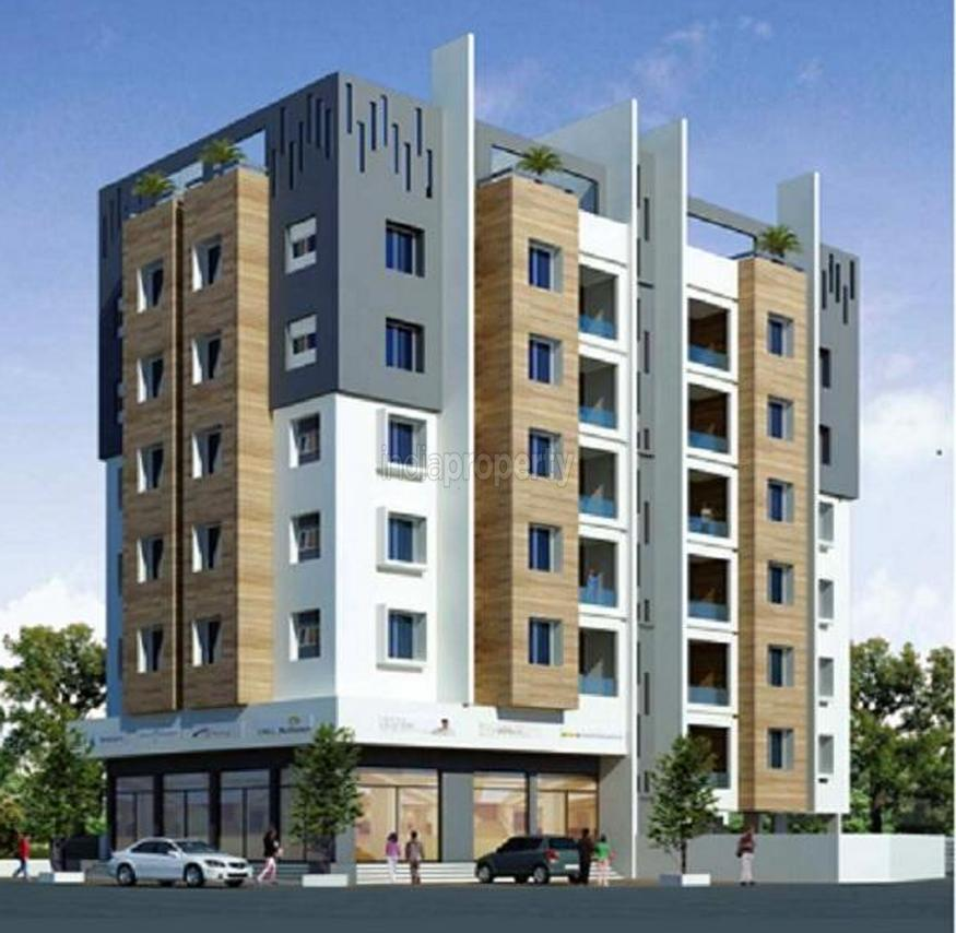 Rs.28.69 Lacs 3 BHK Apartment For Sale In Sanjay Nagar
