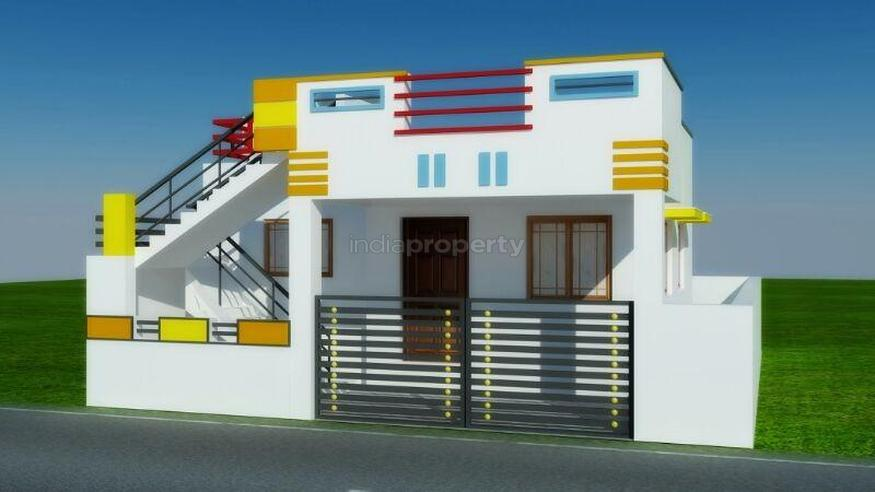 Front Elevation Design In Coimbatore : Rs lacs bhk independent house villa for sale in