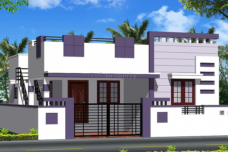 Rs 40 Lacs 2 Bhk Independent House Villa For Sale In