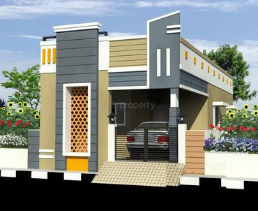 913 independent house villa in medavakkam chennai for Individual house models in chennai