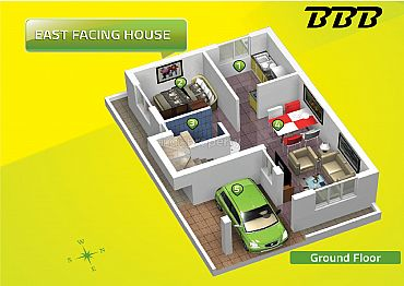 Home Plans In Kerala Below 30 Lakhs - Amazing Bedroom