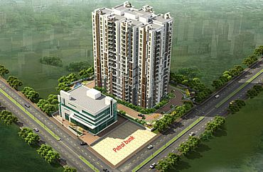Aparna Aura for sale in Jubliee Hills, Hyderabad