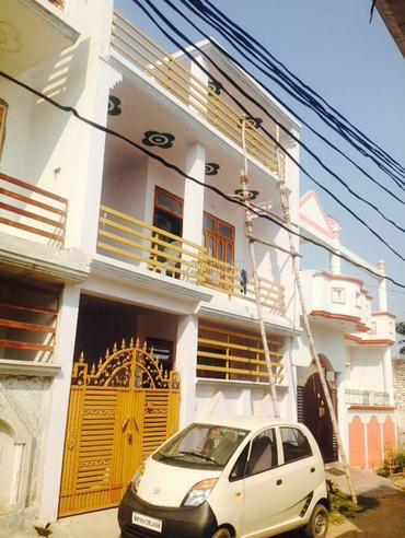 3 BHK | Builtup Area: 1200 Sq Ft & Plot Area: 880 Sq Ft for 36 L