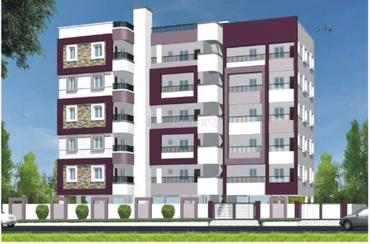 3 BHK | Builtup Area: 1660 Sq Ft for 77 L | Apartment/Flat