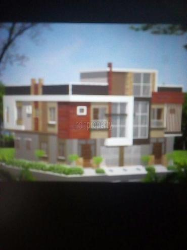 2 BHK | Builtup Area: 70 Sq Yrds & Plot Area: 800 Sq Ft for 45 L