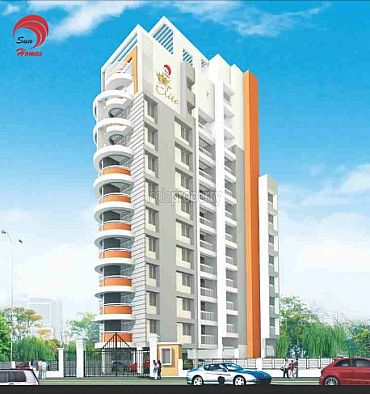 Property Image Gallery of Sun Elite, Pattom, Thiruvananthapuram
