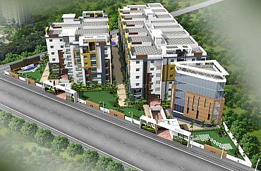 Property Image Gallery of Trishala The Life, Hafizpet, Hyderabad