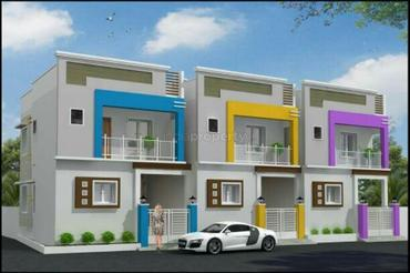 4 BHK | Builtup Area: 800 Sq Ft & Plot Area: 801 Sq Ft for