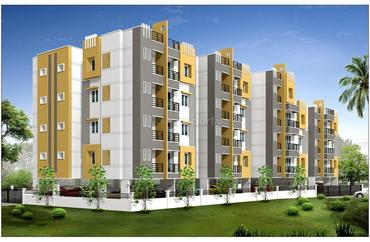 Property Image Gallery of Ambiente Paradise, Mogappair West, Chennai