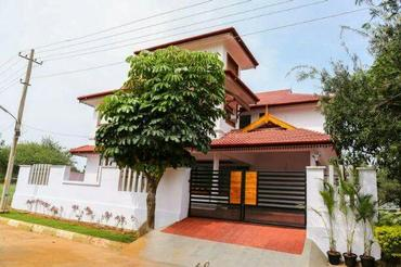 4 BHK | Builtup Area: 3600 Sq Ft & Plot Area: 3601 Sq Ft for